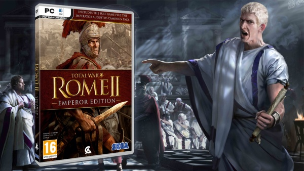 Total War: Rome 2 Emperor Edition Teaser