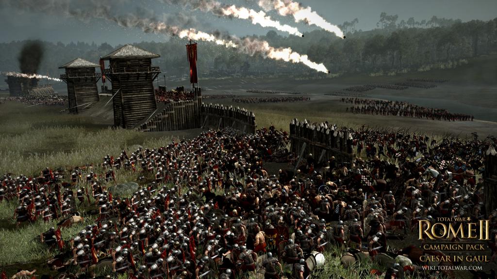 rome 2 historical battles