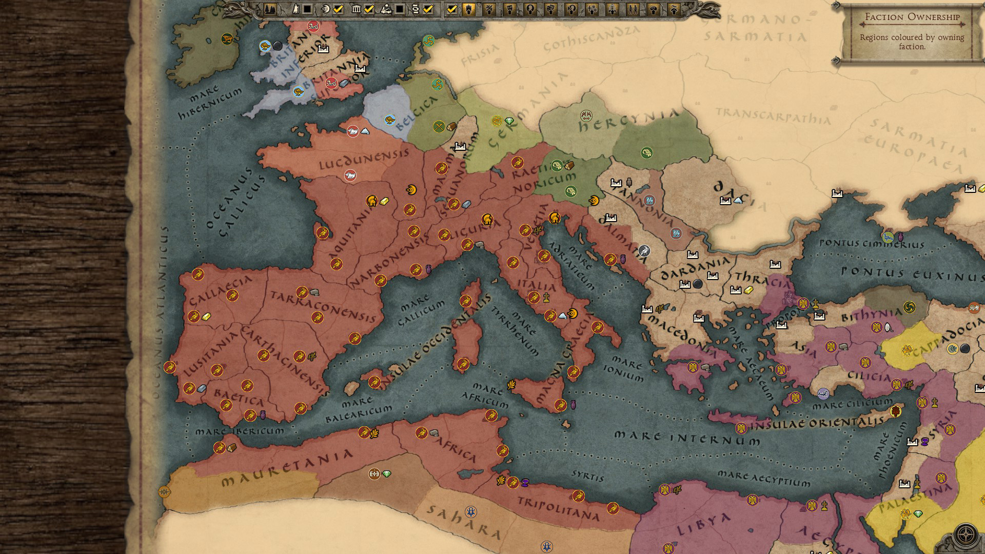 Western Roman Empire Guide