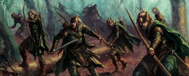 Total War Warhammer Wood Elves